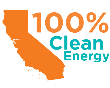 100% Clean Energy for California